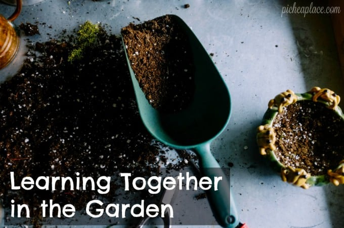 Learning Together in the Garden