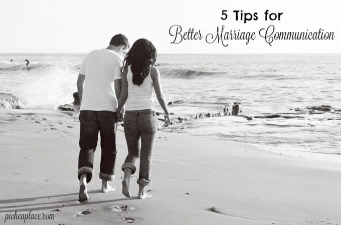 5 Tips for Better Marriage Communication