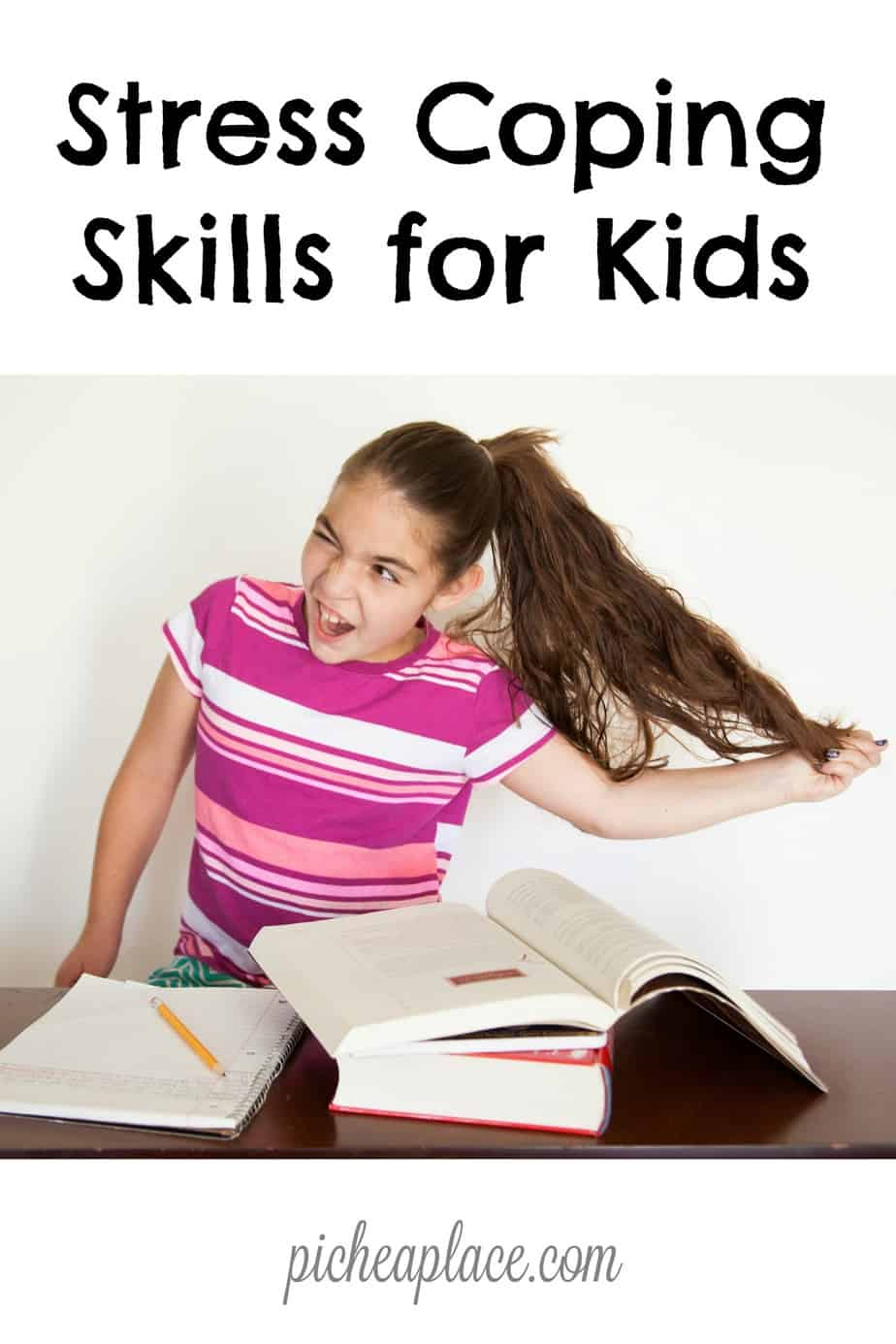 As busy parents, we often find ourselves stressed and needing ways to alleviate our stress. However, stress is not only a problem for adults. Children can feel stressed, too, and they need for the adults in their lives to teach them proper stress coping mechanisms. Here are some stress coping skills for kids that you can use to help your children deal with stress...