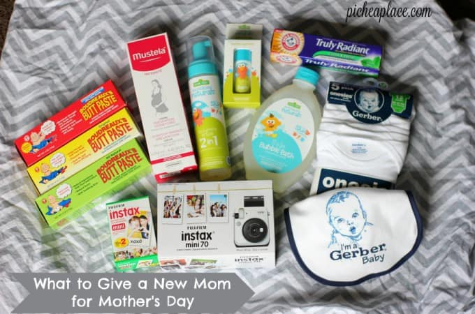 What to Give a New Mom for Mother's Day
