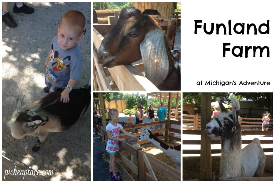 Family Friendly Fun at Michigan's Adventure