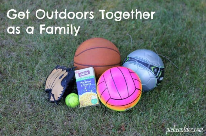 Get Outdoors Together as a Family