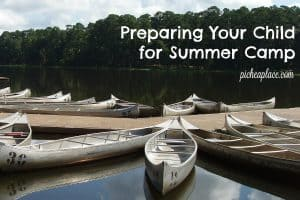 Summer camp is a tradition for many children. It allows them to spread their wings and get a taste of independence. Even if your child goes to summer camp every year, it doesn't hurt to get ready ahead of time and help to prepare them for what's ahead. Here are some tips for preparing your child for summer camp...