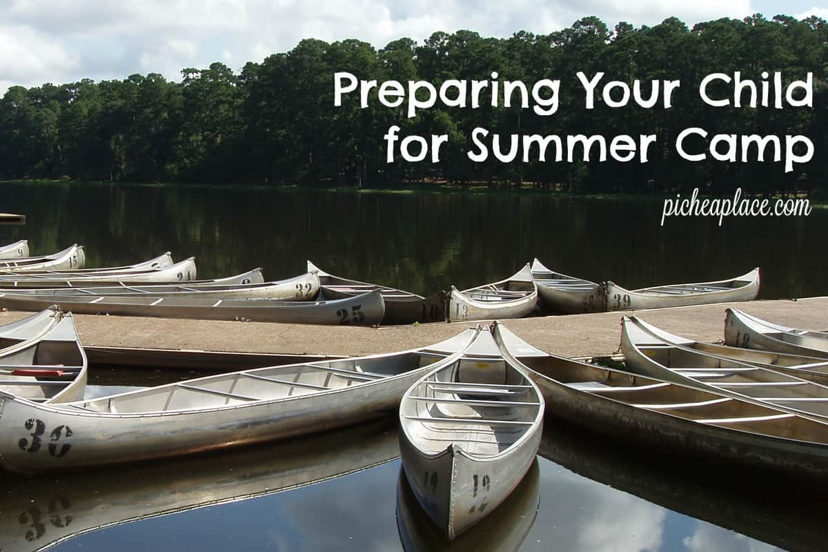 Summer camp is a tradition for many children. Here are some tips for preparing your child for summer camp...