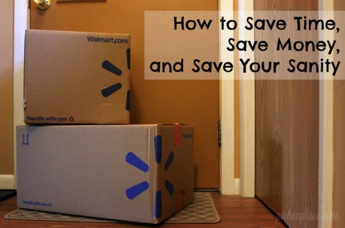 How to Save Time, Save Money, and Save Your Sanity