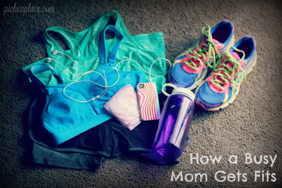 Post pregnancy exercises can be easy to fit into your already busy life with just a few intentional steps.
