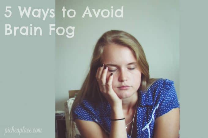 5 Ways to Avoid Brain Fog