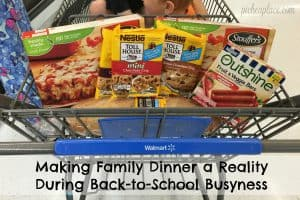 Don't let busy schedules keep you from gathering your family around the dinner table to enjoy a meal during the week. Here are four practical tips for making family dinner a reality during the back-to-school busy season.