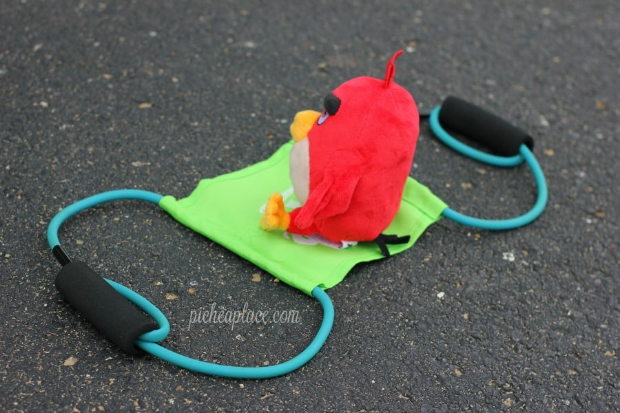 Creating a life-sized Angry Birds game is easy and can be done with supplies you probably already have on hand. Surprise your kids with this fun DIY game this weekend!