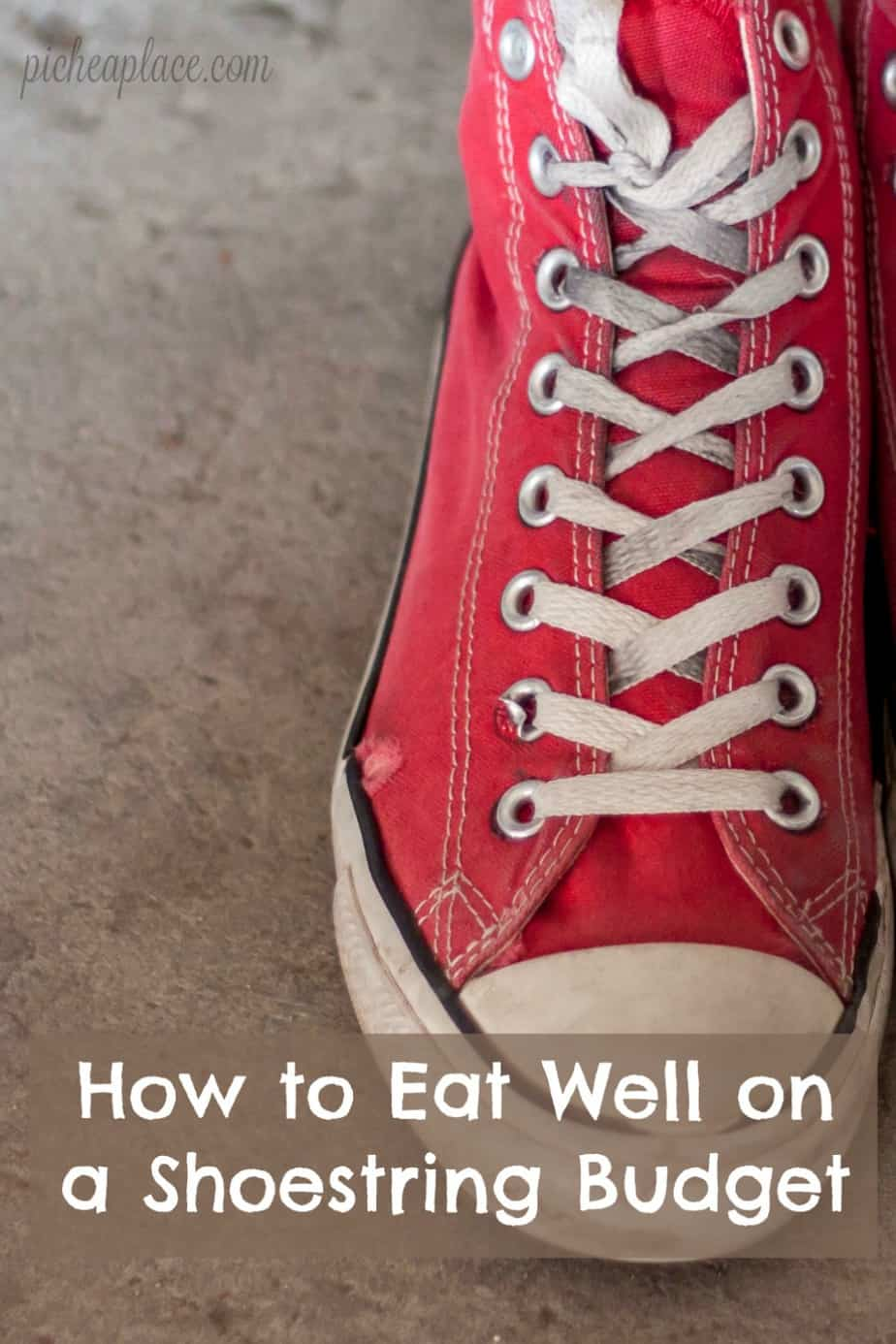 Eating healthy can be expensive, but it does not have to be. Here are a few simple strategies to eat well on a shoestring budget.