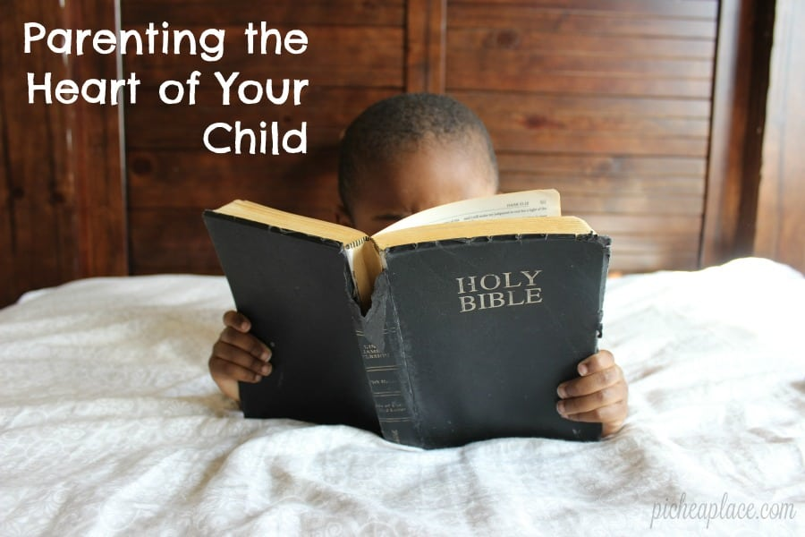 When you need to parent beyond the behaviors and reach to your child's heart...