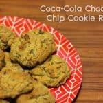 Coca-Cola Chocolate Chip Cookies