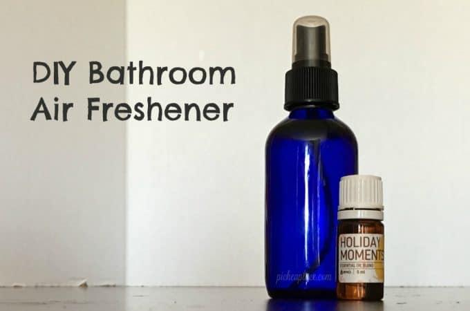 Pichea place for Bathroom air freshener