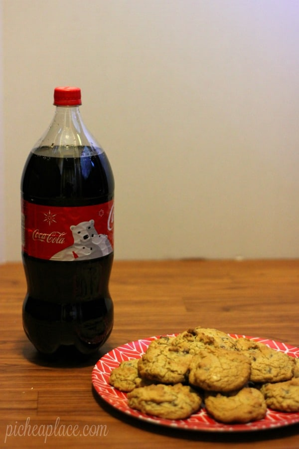 Coca-Cola Chocolate Chip Cookies are definitely going to be on our list of cookies to make and share this holiday season.