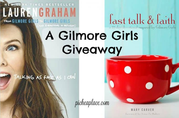 A Gilmore Girls Giveaway