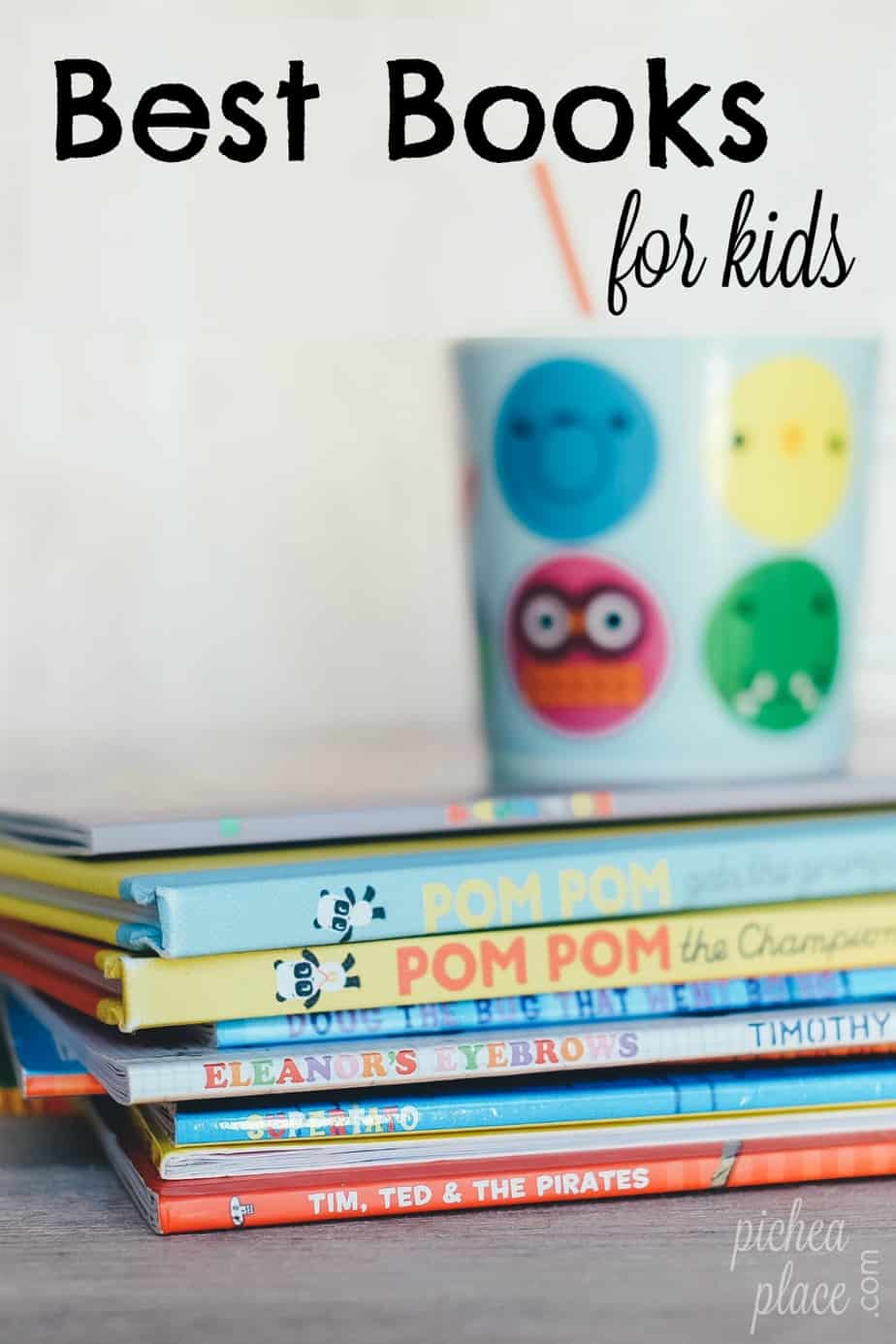 best books for kids | books for children | themed book lists for kids of all ages