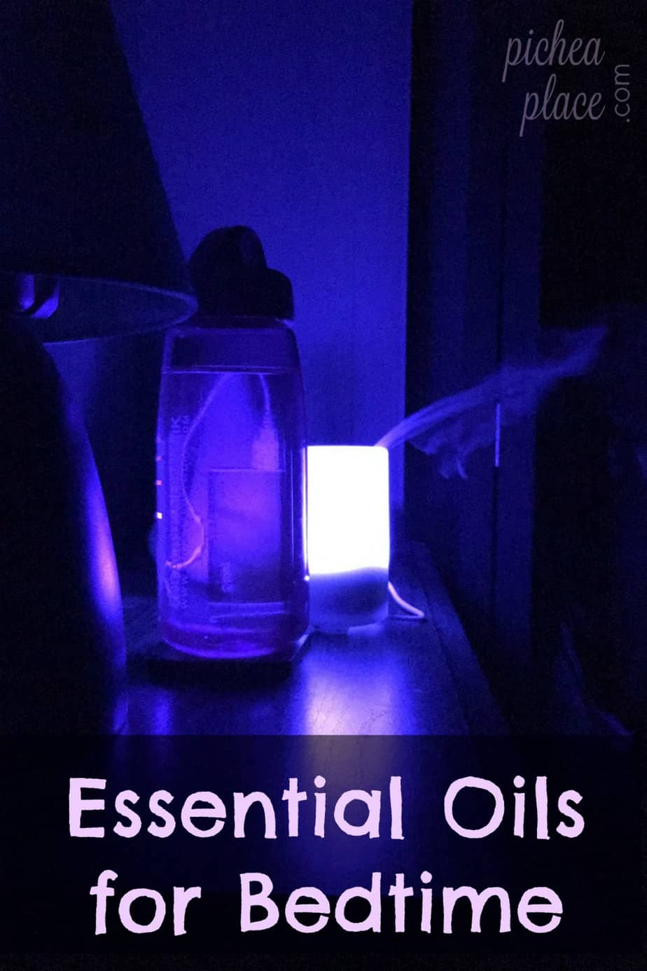 essential oils for bedtime