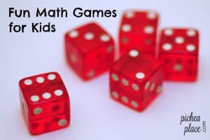fun kids math games - games to help kids learn and practice math skills