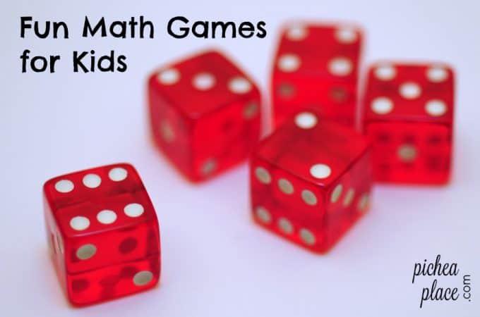 Fun Kids' Math Games