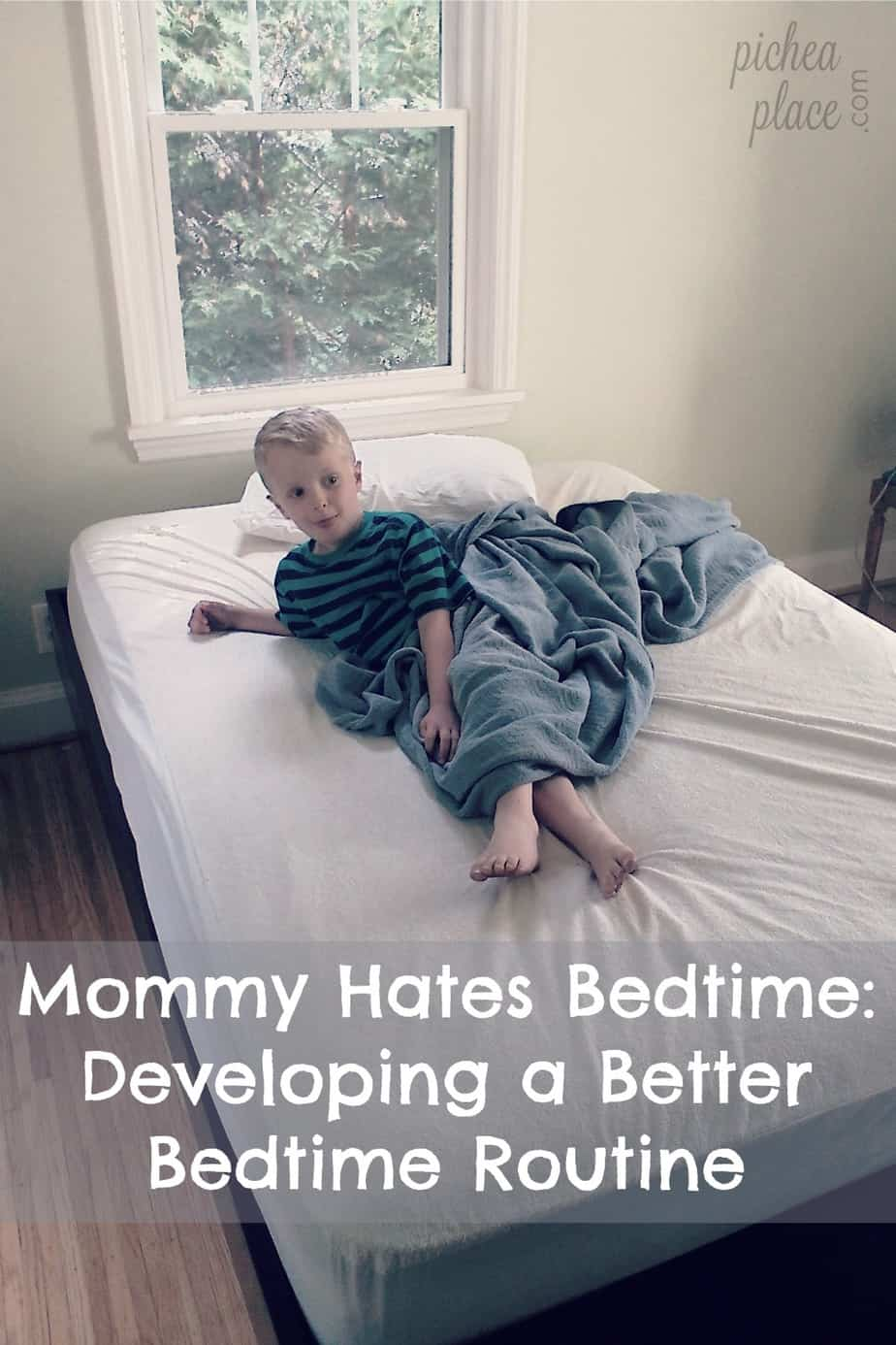 Mommy Hates Bedtime: Developing a Better Bedtime Routine (with free printable bedtime routine chart)