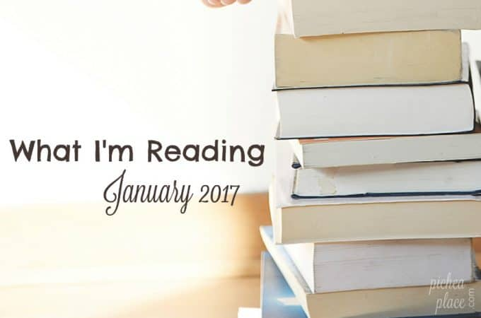What I'm Reading – January 2017