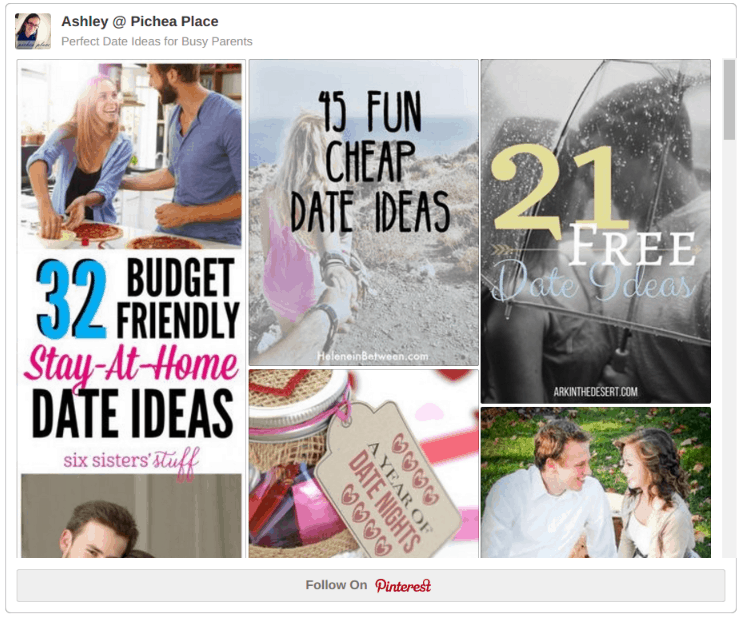 perfect date ideas on pinterest