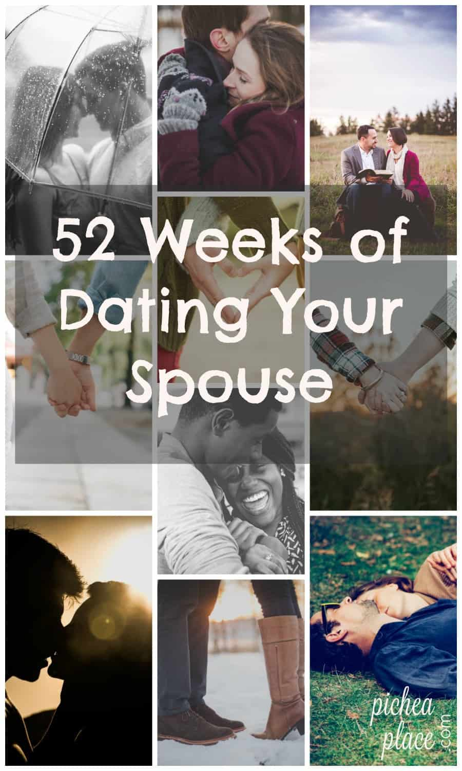 52 weeks of dating your spouse: fun activity date ideas for busy parents
