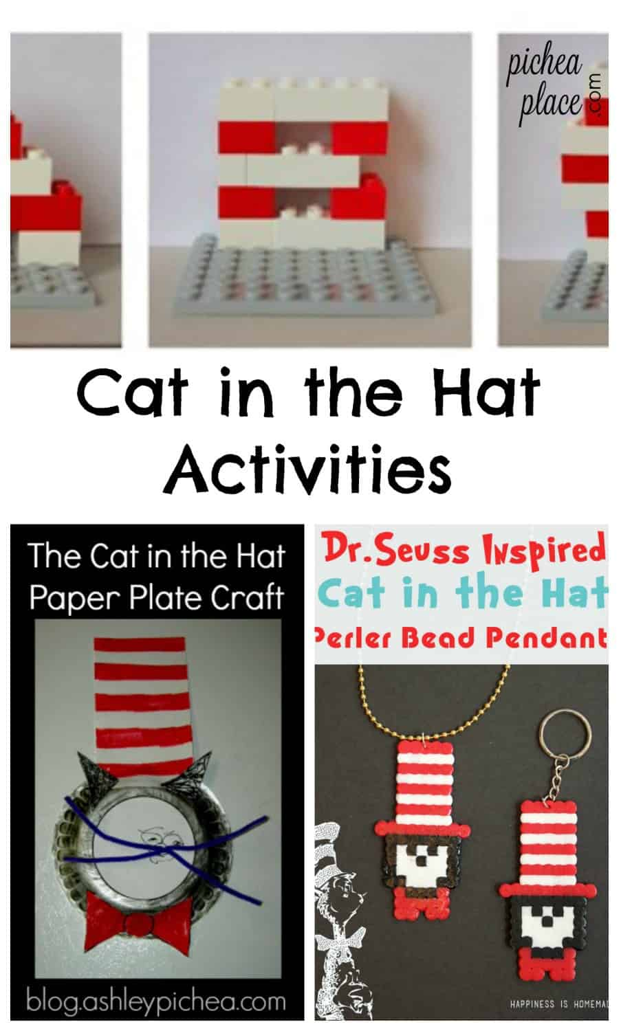 Cat in the Hat activities for kids | Dr Seuss activities for kids