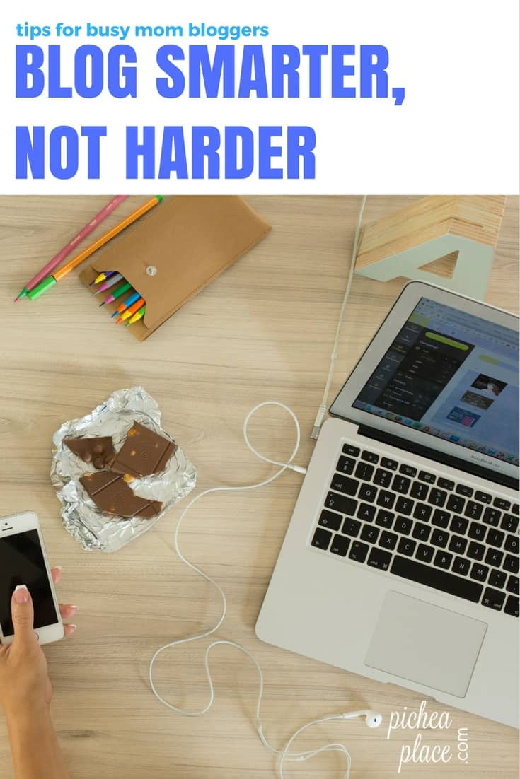 Blog Smarter, Not Harder