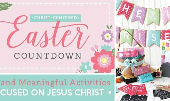 How to Have a Christ-Centered Easter Celebration
