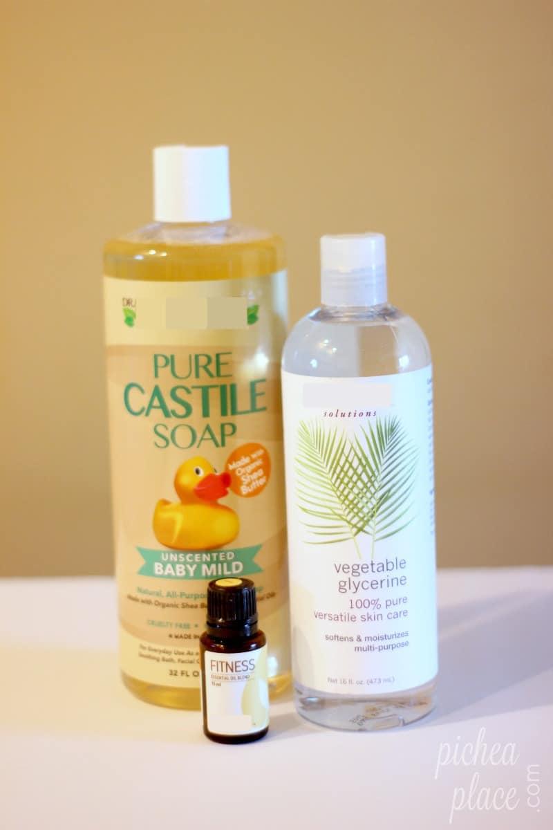 DIY Bubble Bath Recipe with Essential Oils