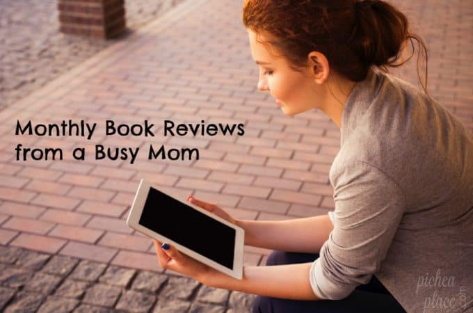 Book Reviews from a Busy Mom [March 2018]