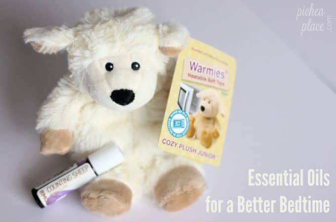 Our Favorite Essential Oils for Sleep + Better Bedtime Giveaway