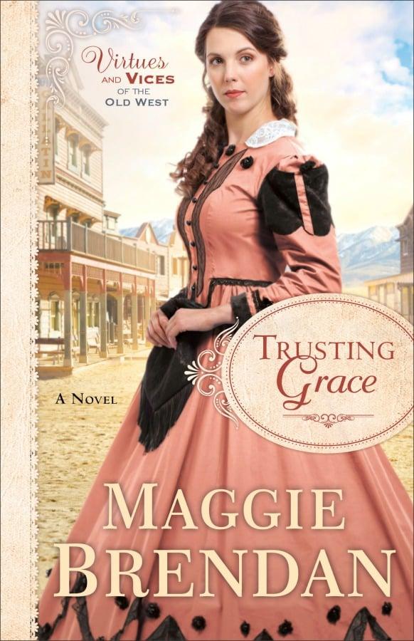 Trusting Grace by Maggie Brendan