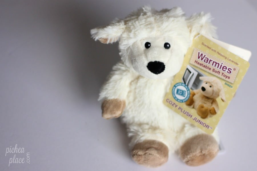 Warmies Heatable Soft Toys - Essential Oils for Sleep - Better Bedtime Routine