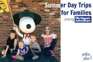 summer day trips for families allow busy families to enjoy time together without the expense of an overnight stay