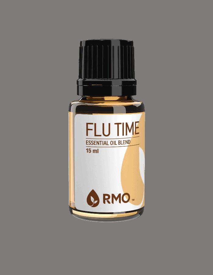 Flu Time Essential Oil Blend
