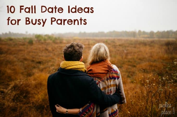 Finding time to date your spouse can be a challenge, especially during the busy back-to-school season. But we know that prioritizing our spouses is the key to a marriage that is thriving versus barely surviving. That's why we're sharing some fall date ideas for busy parents to help you make the most of the time you have together.