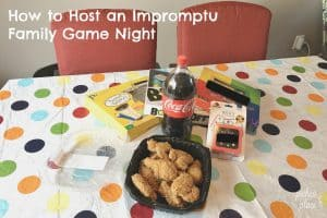 Hosting a family game night is a great way to bring the family together without a lot of planning or preparation. It's a great way to reconnect as a family over a good meal and a fun evening of friendly competition.