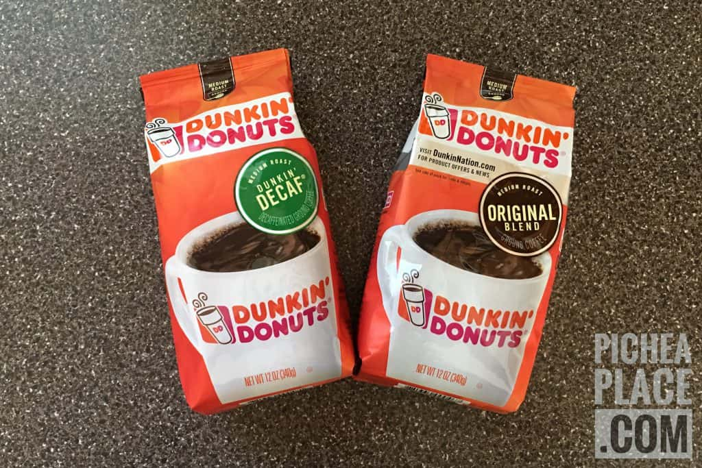 Brew your favorite Dunkin' Donuts coffee at home.
