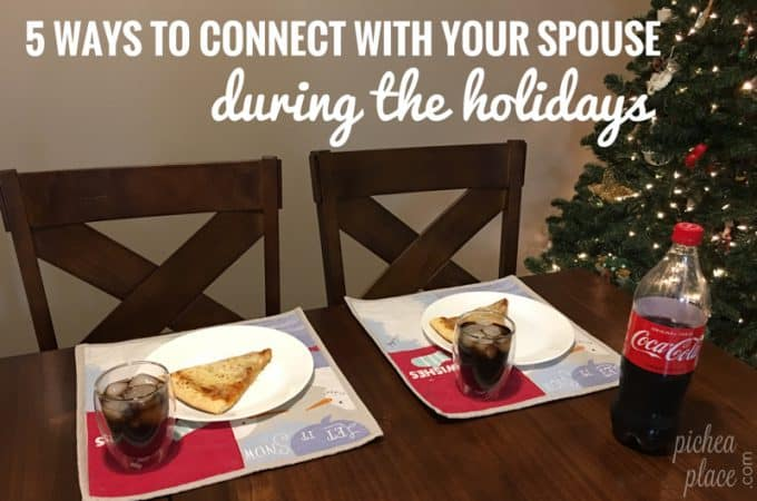 5 Ways to Connect with Your Spouse During the Holidays
