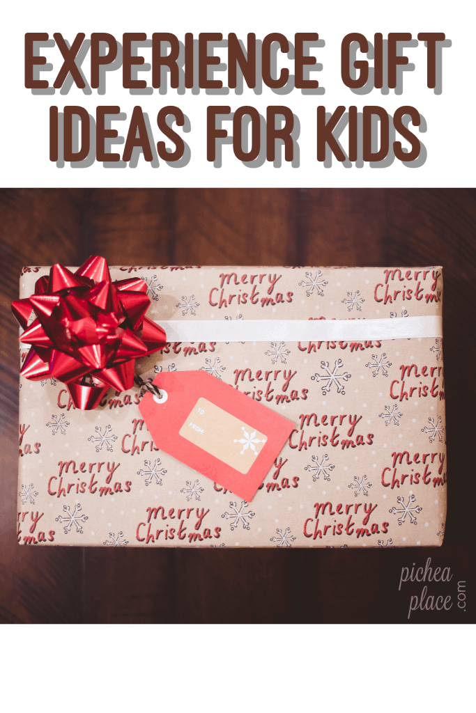 Experience Gift Ideas for Kids