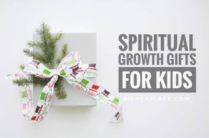 A Gift of Frankicense: Spiritual Growth Gifts for Kids