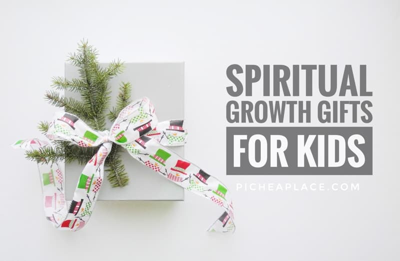 Spiritual Growth Gifts for Kids