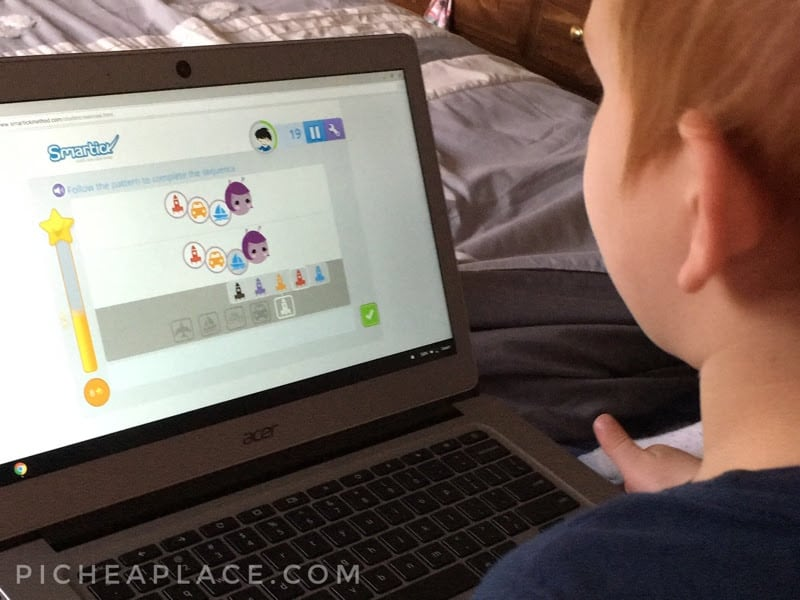 preschool at home - online math enrichment for preschool