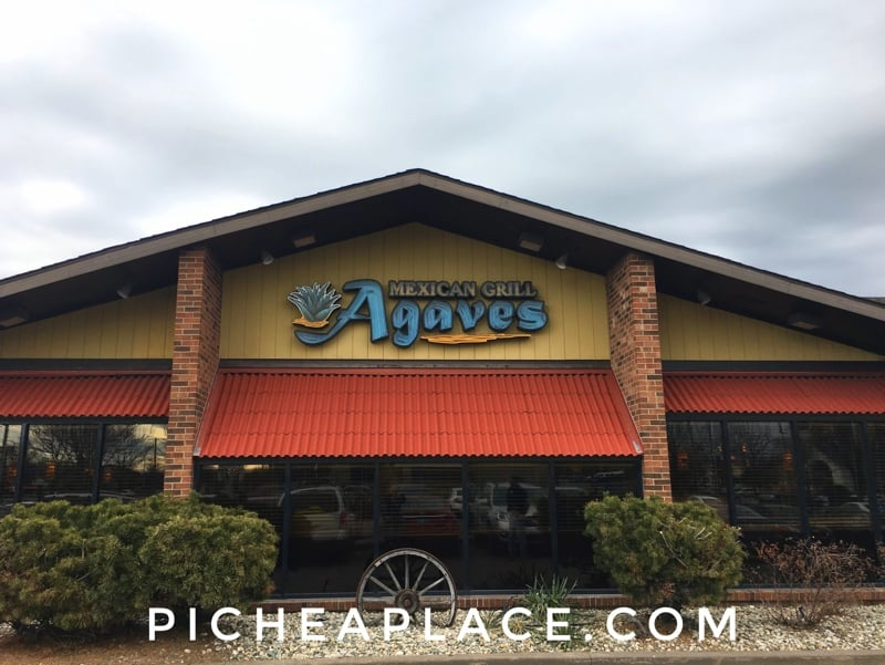 Agaves Mexican Grill - Fort Wayne, IN