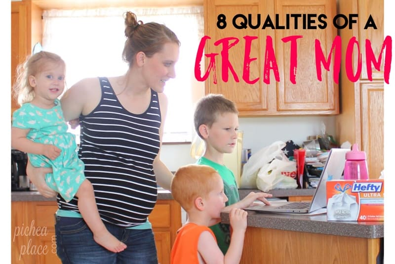 While no two moms are identical, they all seem to exemplify these 8 qualities of a great mom. In partnership with Hefty®, I'm excited to honor my mom this Mother's Day as we celebrate ultra strong moms everywhere!