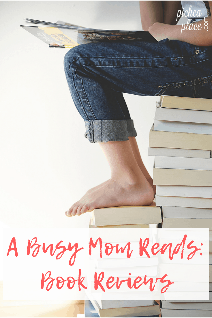 Monthly book reviews from a busy mom who loves to read.