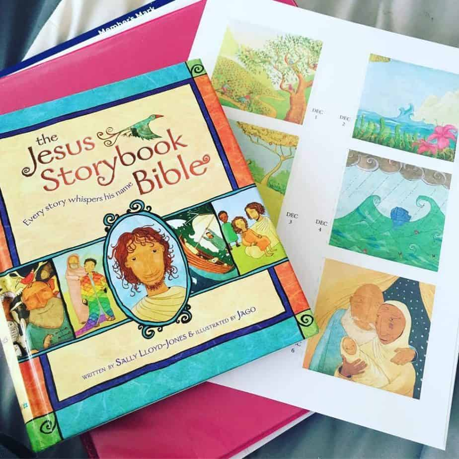 Advent Resources for Busy Families: Jesus Storybook Bible + Advent Printables