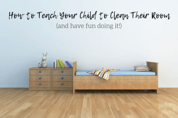 Getting your kids to clean their rooms can be easy with the right approach. Make cleaning time fun by getting organized and teaching your kids how to clean their rooms. Here are some great tips for how to teach your child to clean their room and have fun doing it!